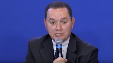 Pierre Brajeux, président-fondateur de Torann-France et candidat à la succession de Pierre Gattaz.
