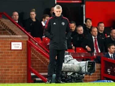 Ole Gunnar Solskjaer après la défaite face à Liverpool