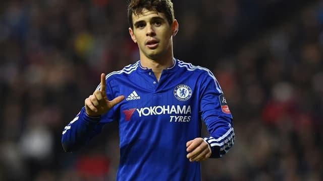 Chelsea a annoncé le départ d'Oscar pour la Chine où il rejoindra le Shanghai SIPG.
