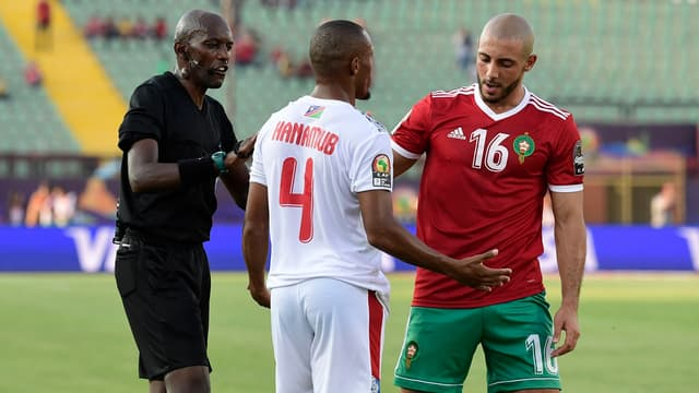 Maroc-Namibie (CAN 2019)