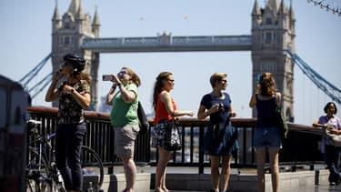 3,9 millions de Français ont voyagé au Royaume-Uni en 2018