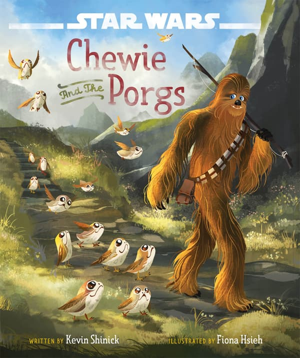 Chewie Porg