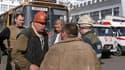 Le bilan de l'explosion dans la mine de charbon de Raspadskaïa, en Sibérie, s'est alourdi lundi matin à 30 morts au moins et les secours restent sans nouvelles de 60 personnes. /Photo prise le 9 mai 2010/ REUTERS/Alexander Urakhchin