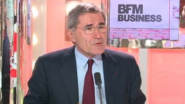 Gérard Mestrallet, le patron de GDF Suez, était l'invité de BFM Business, jeudi 28 février.