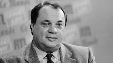 Marcel Debarge le 6 mai 1984.