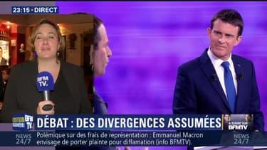 """Primaire à gauche: """"Manuel Valls a montré sa stature sur un certain nombre de propositions"""", Elsa Di Méo"""