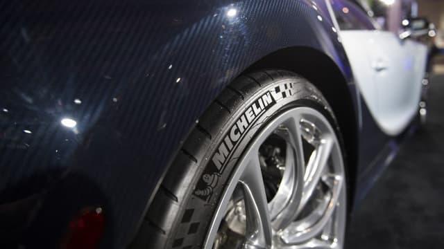 Michelin résiste bien au premier trimestre dans un contexte difficile
