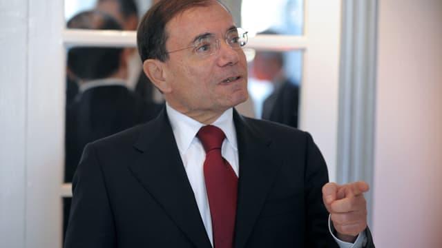 Jean-Charles Naouri, PDG de Casino