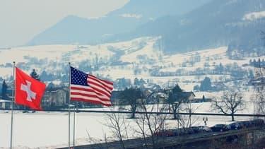 Les Etats-Unis et la Suisse tentent de régler leur différent