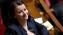 Cécile Duflot, ici à l'Assemblée, s'adresse à Jean-Luc Mélenchon dans une tribune publiée mardi soir.