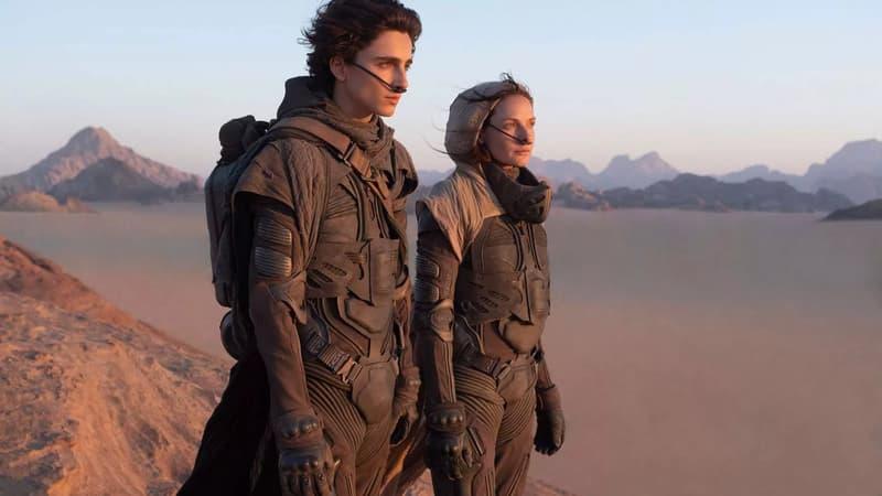 """""""Dune"""": une bande-annonce épique pour le blockbuster avec Timothée Chalamet et Zendaya"""