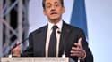 Nicolas Sarkozy au Touquet samedi 12 septembre