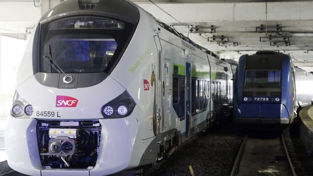 Les premières doivent entrer en service en 2023, pour remplacer progressivement les vieux trains Corail.