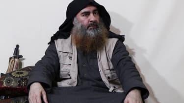 al-Baghdadi dans sa dernière vidéo