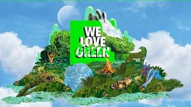 Affiche de We Love Green 2021