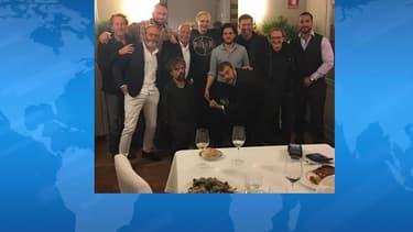 Les acteurs de Game Of Thrones réunis à Séville