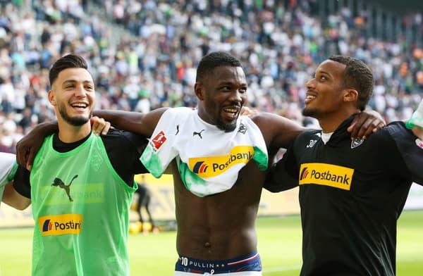 Marcus Thuram se plaît en Bundesliga