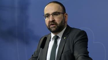 L'ex-ministre suédois Mehmet Kaplan, le 18 avril 2016.