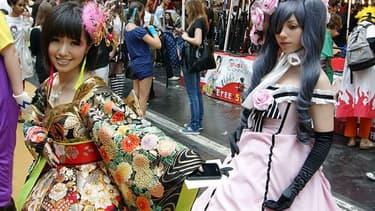 Le cosplay est un art qui fait partie du folklore de la culture japonaise