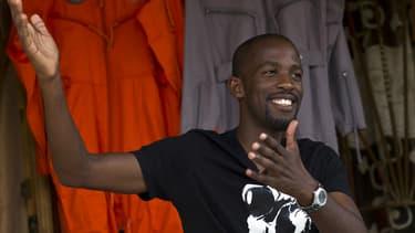 Mandla Maseko devait devenir le premier noir africain dans l'espace.