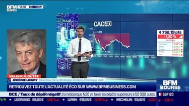 Jérôme Lieury (Promepar AM) : Quels sont les points forts de Carrefour ? - 27/10
