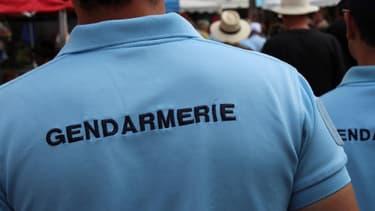 Un gendarme en fonction. (Photo d'illustration)