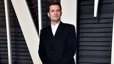 Orlando Bloom le 26 février 2017 à Beverly Hills