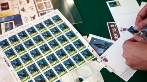 La Poste voudrait augmenter le prix du timbre au cours des 4 prochaines années.