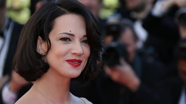 L'actrice et réalisatrice italienne Asia Argento, le 26 mai 2013 à Cannes.