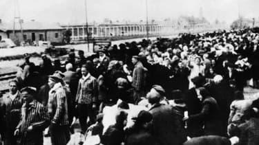 Un homme suspecté d'avoir été gardien à Auschwitz a été arrêté aux Etats-Unis.