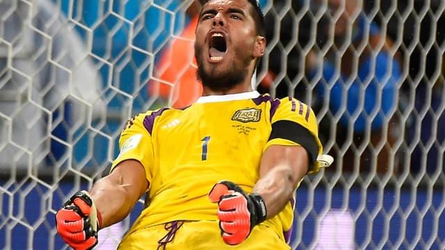 Sergio Romero (Argentine)