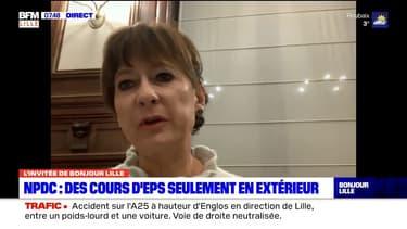 """Lille: la rectrice de l'Académie reconnaît que la cantine est """"un moment de contamination possible"""""""