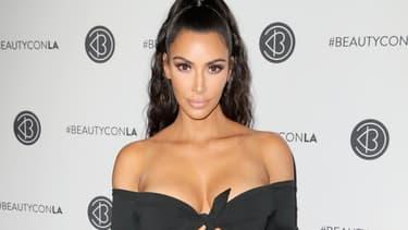 Kim Kardashian le 15 juillet 2018