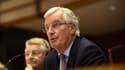 Michel Barnier, membre de la Commission européenne en charge des négociations sur le Brexit.