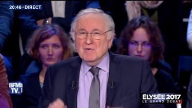 """Jacques Cheminade: """"Je suis un homme en colère"""""""