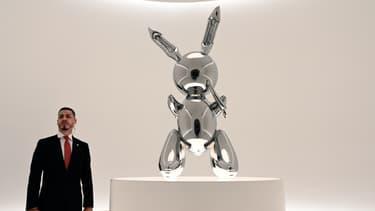 """Le """"Rabbit"""", adjugé à 91,1 millions de dollars mercredi"""