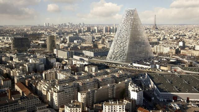 Avis favorable pour la construction de la tour Triangle.