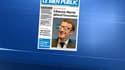 La une du journal Le Bien Public, mardi, met à l'honneur Emmanuel Macron.