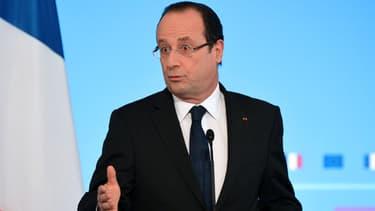 François Hollande devrait rapidement passer sur 2013.