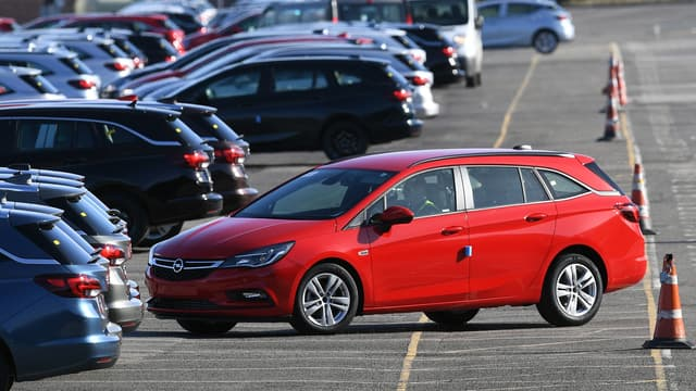 Vauxhall, marque sous laquelle les Opel sont vendues outre-Manche, a été rachetée par PSA  cet été.