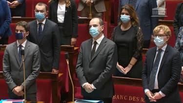 Le Premier ministre a présenté un nouveau délit, en réponse à l'attentat de Conflans-Sainte-Honorine.