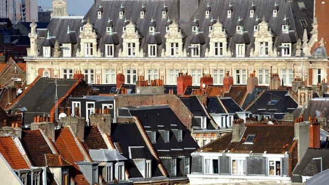 Toutes les grandes villes ont vu leurs prix moyens augmenter en janvier 2017 sauf Lyon et Lille.
