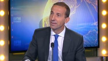 Philippe Knoche est désormais directeur général de New Areva.