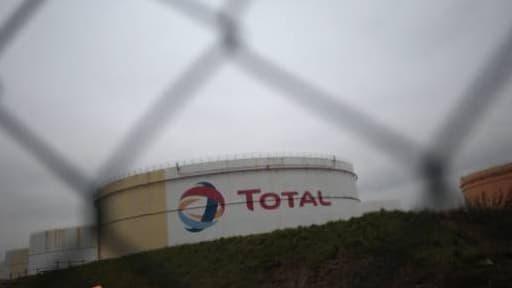 La concession représente 6% de la production mondiale de Total.