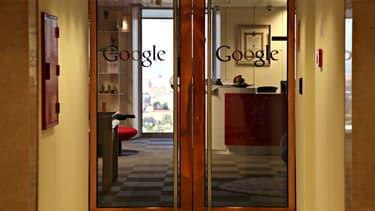 Dans les locaux de Google à Madrid, en 2010.