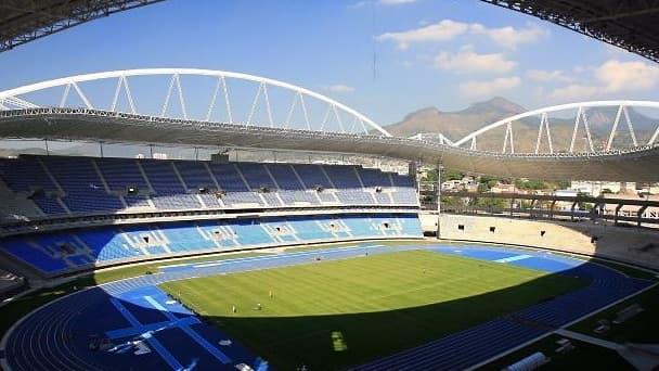 Le stade olympique Joao Havelange