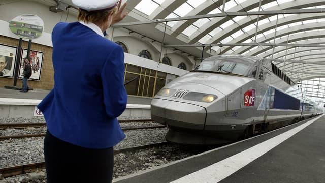 La rémunération moyenne des employés SNCF aurait augmenté de 3,87% chaque année entre 2003 et 2013.