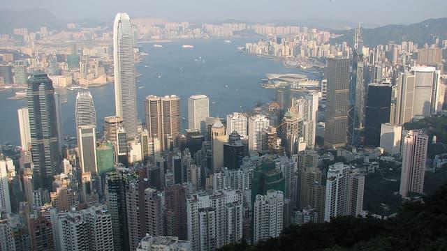 Hong Kong compte le plus grand nombre de gratte-ciels au monde