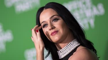 Katy Perry, le 8 décembre 2016