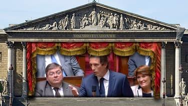 Le député UMP Jérôme Chartier s'est livré à une charge violente contre Arnaud Montebourg mardi.